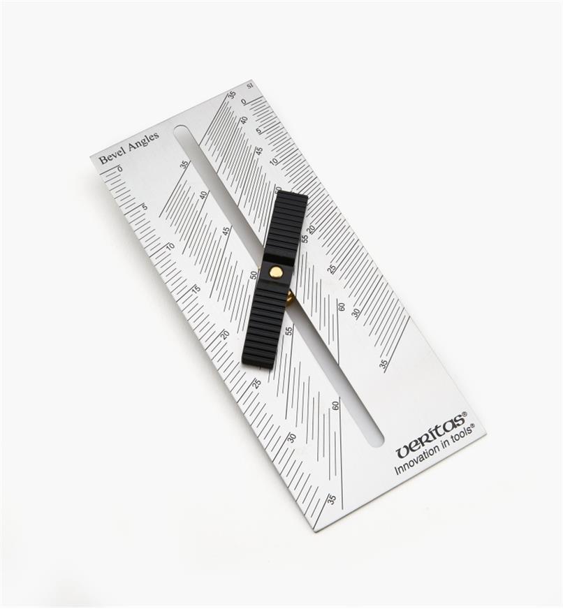 05N6603 - Jauge d'angle avec règle métrique