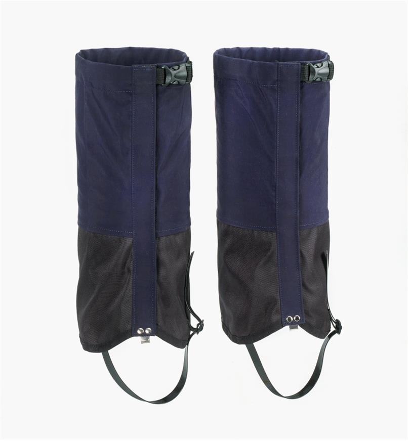 09A2080 - Nylon Gaiters, pair