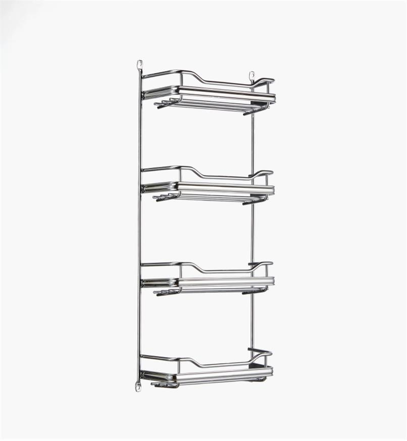 "12K3460 - 4-Shelf 200mm (7.9"") x 425mm (16.7"")"