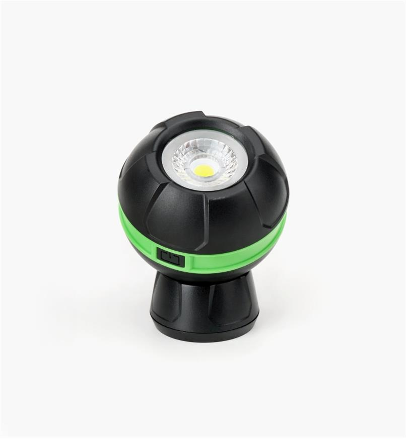 25K4116 - Battery-Powered Magnetic LED Orb Light