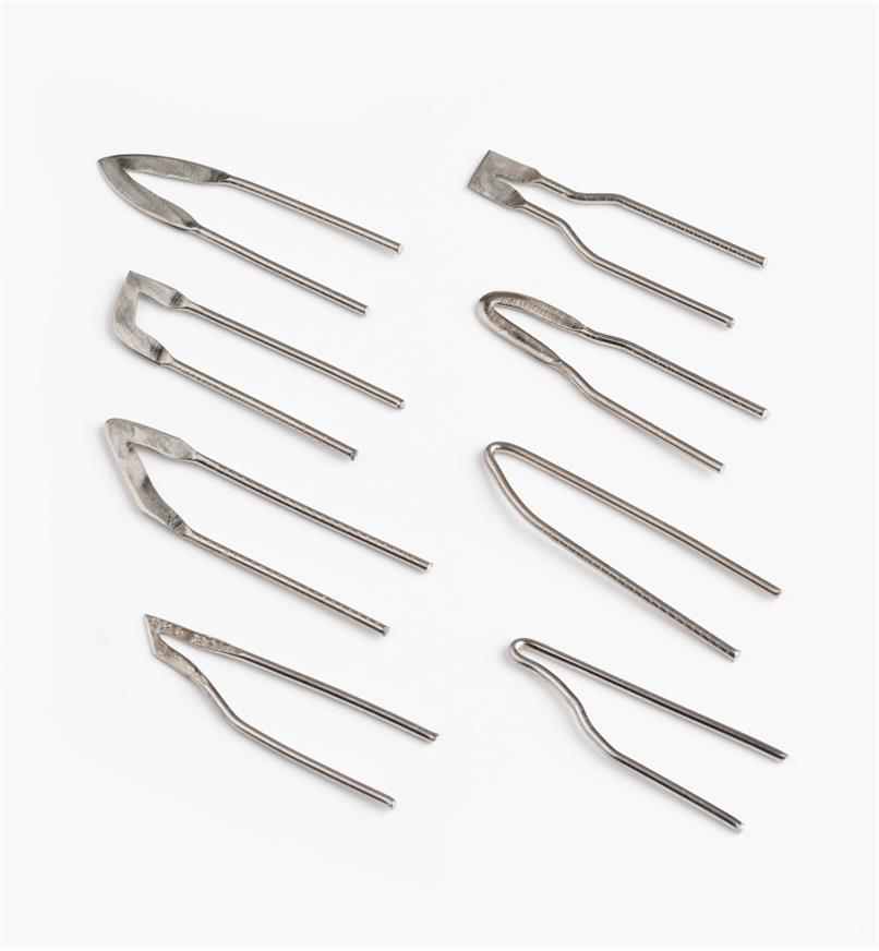 38N3002 - Set of 8 Interchangeable Tips