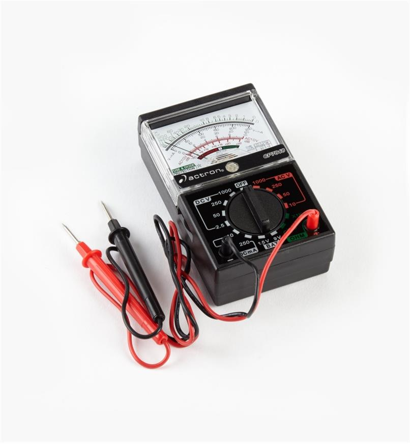 99W7926 - Actron Pocket Electrical Tester