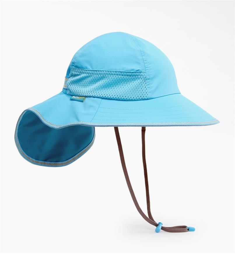HL561 - Chapeau pour enfant, bleu