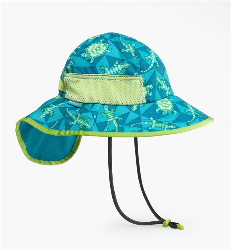 HL562 - Chapeau pour enfant, motifs reptiles
