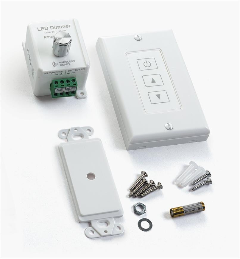 00U4210 - Dimmer w/Wireless Touchpad