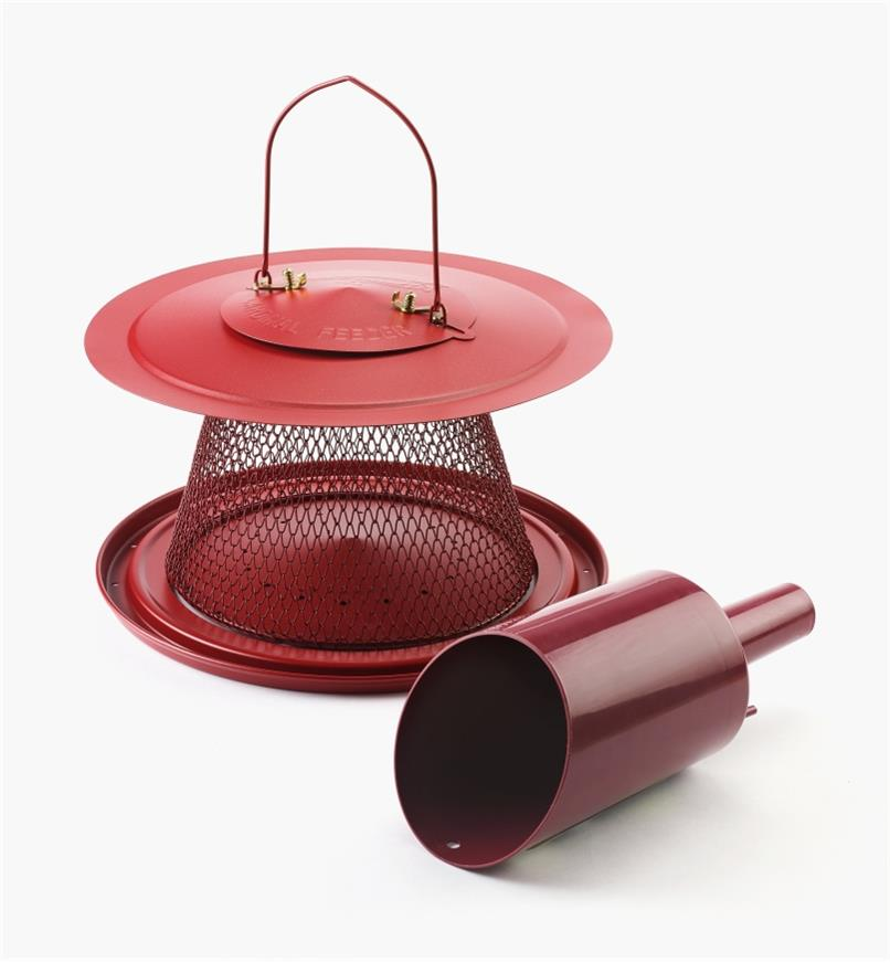 AD525 - Bird Feeding Set