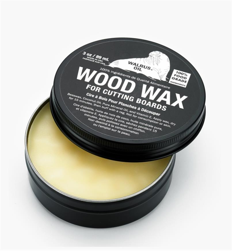 27K2901 - Cutting-Board Wax, 3 oz