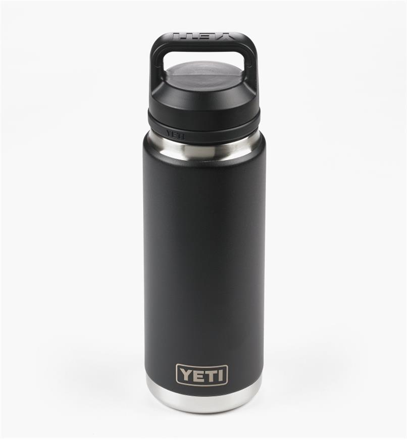 74K0060 - Bouteille isolante Yeti, 26 oz, noir