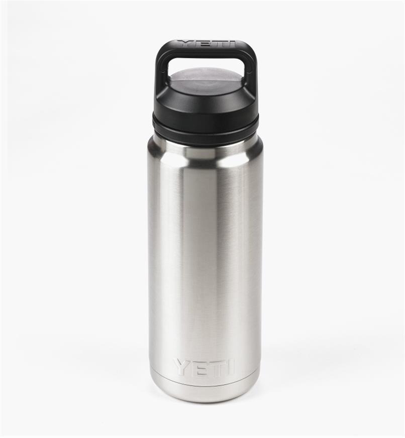 74K0061 - Bouteille isolante Yeti, 26 oz, acier inoxydable