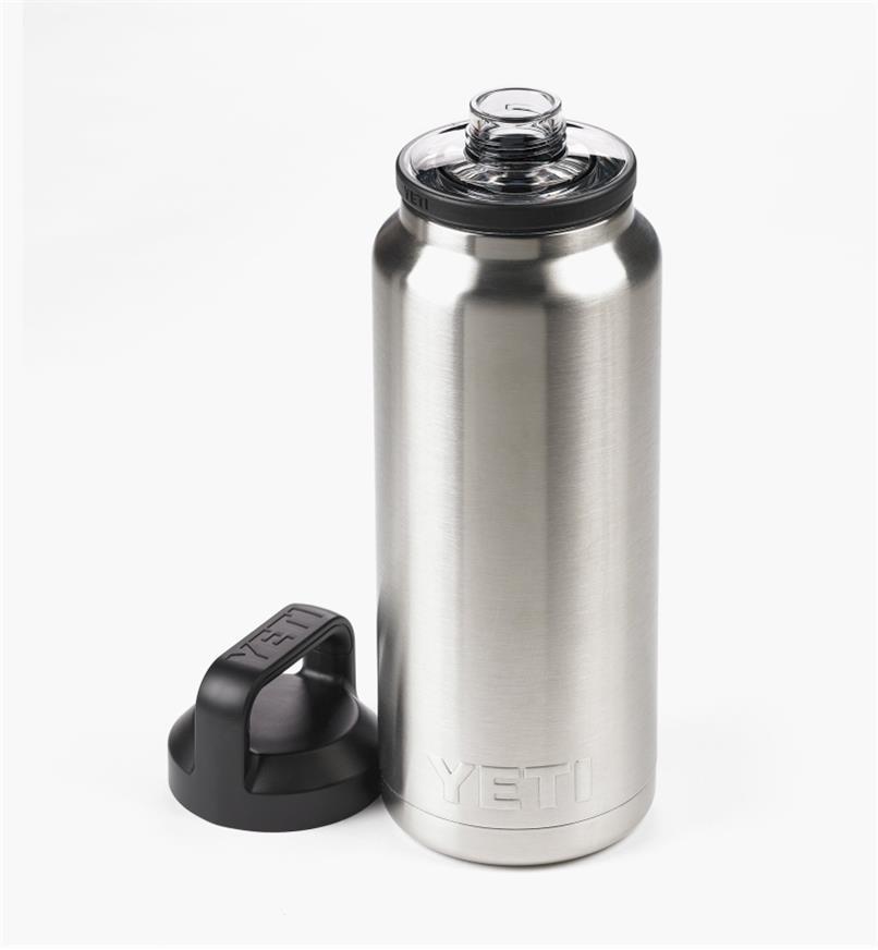 74K0070 - Bouteille isolante Yeti, 36 oz, acier inoxydable