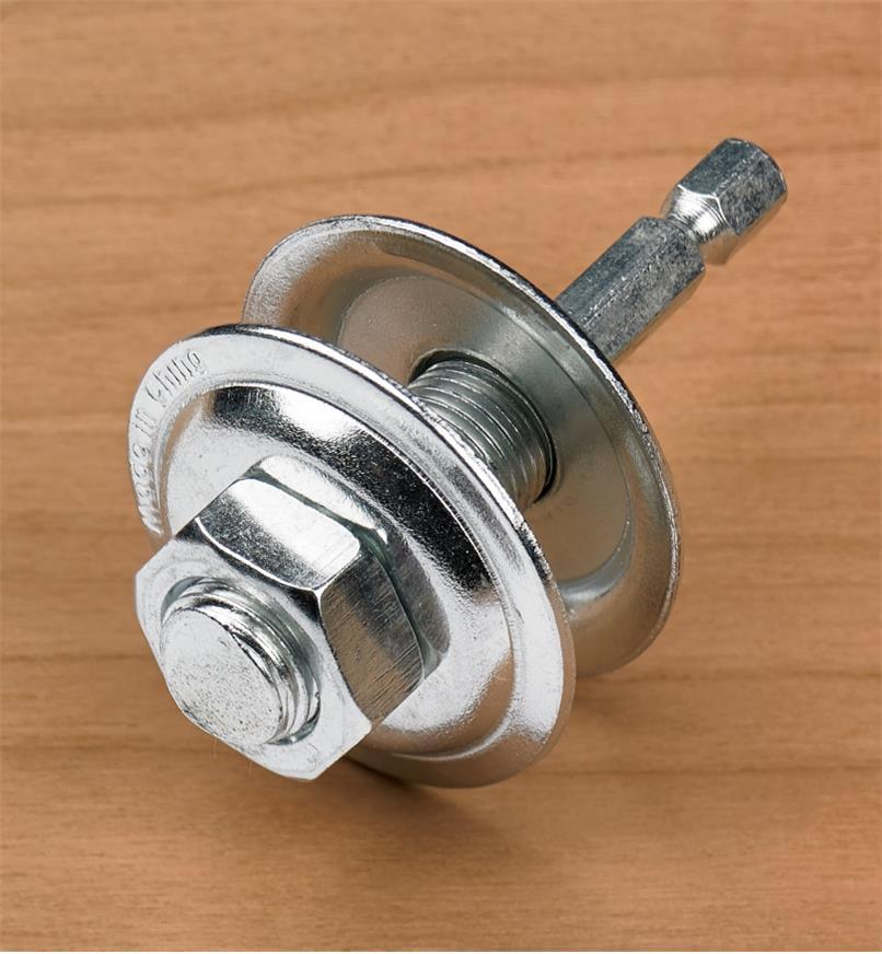 76M0403 - Buffing Wheel Drill Arbor