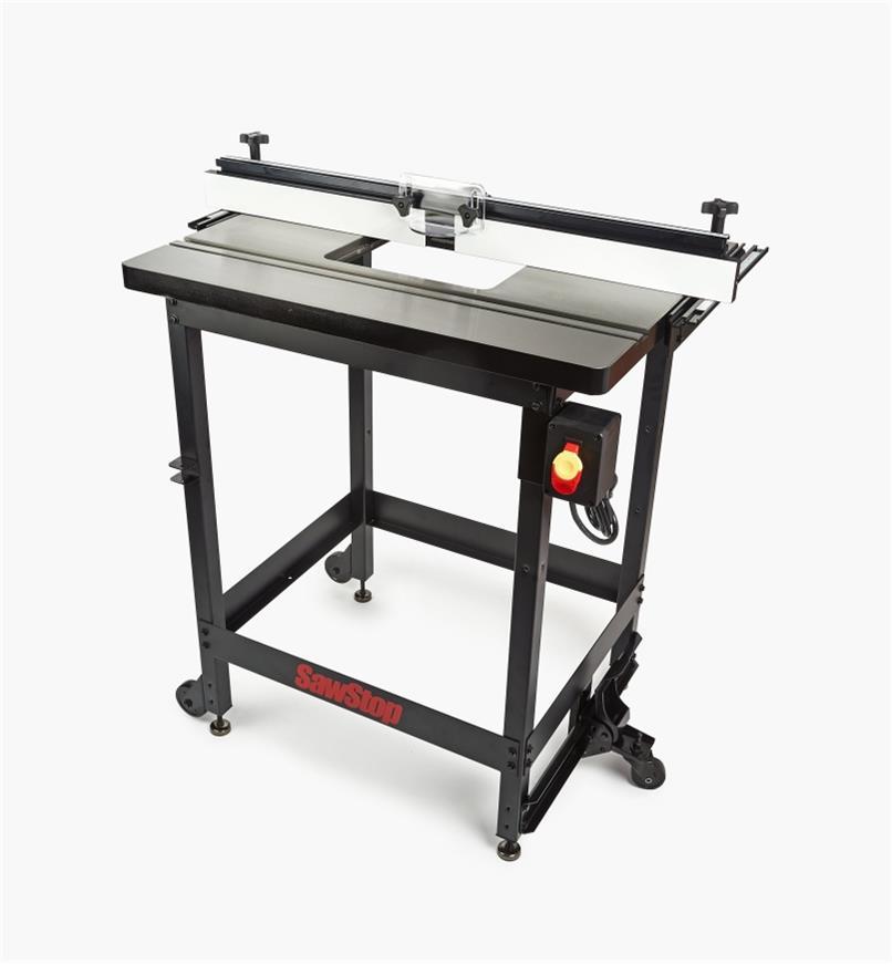 95T2553 - Table à toupie SawStop en fonte
