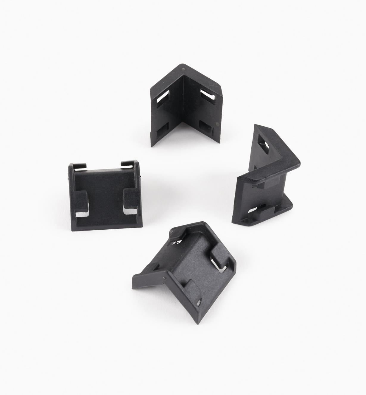 17F1005 - Set of 4 LV Nylon Corners only