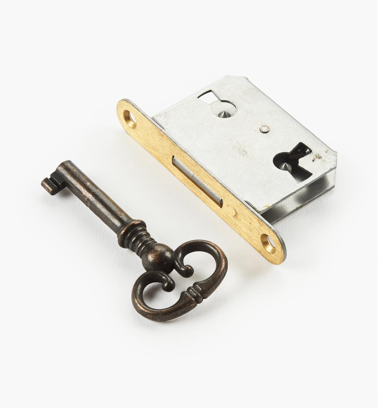 """00N2521 - 13/16"""" Standard Mortise Lock, each"""