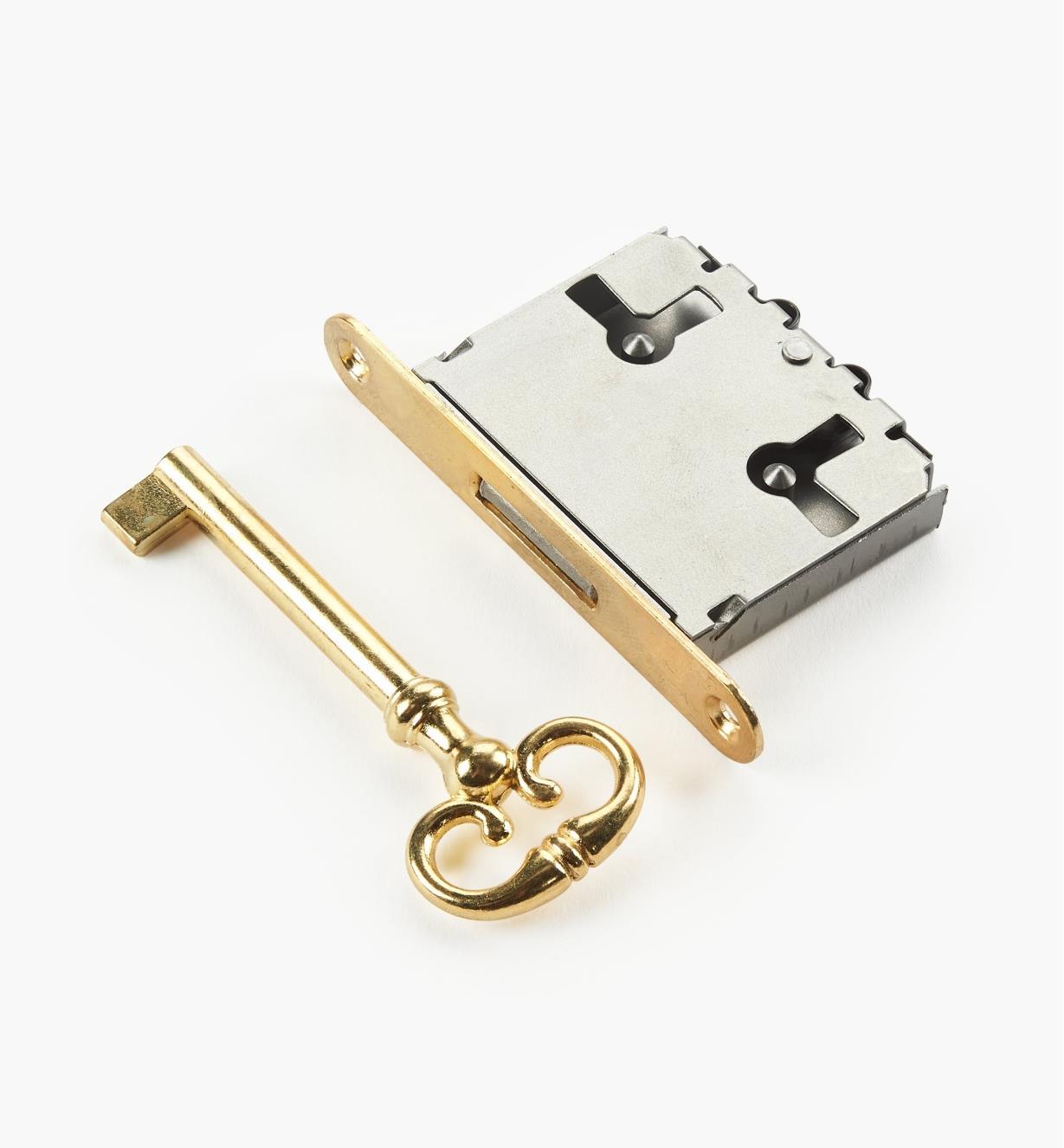 """00N2526 - 1"""" Standard Mortise Lock, each"""