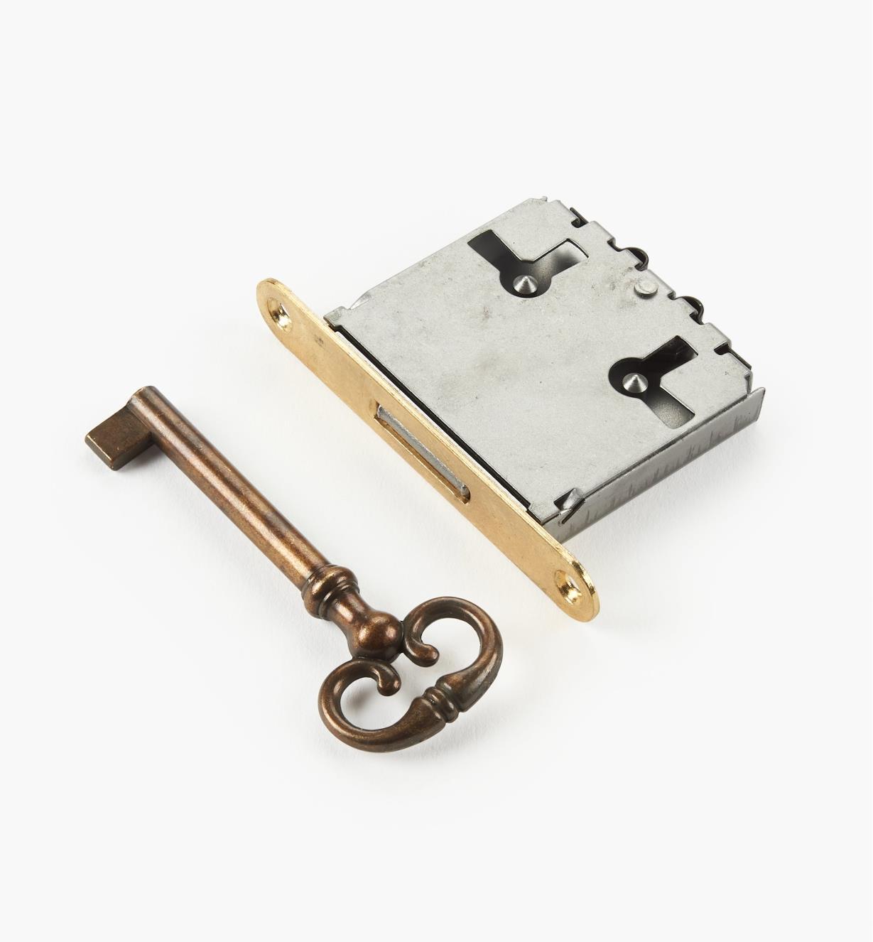 """00N2531 - 1 3/16"""" Standard Mortise Lock, each"""