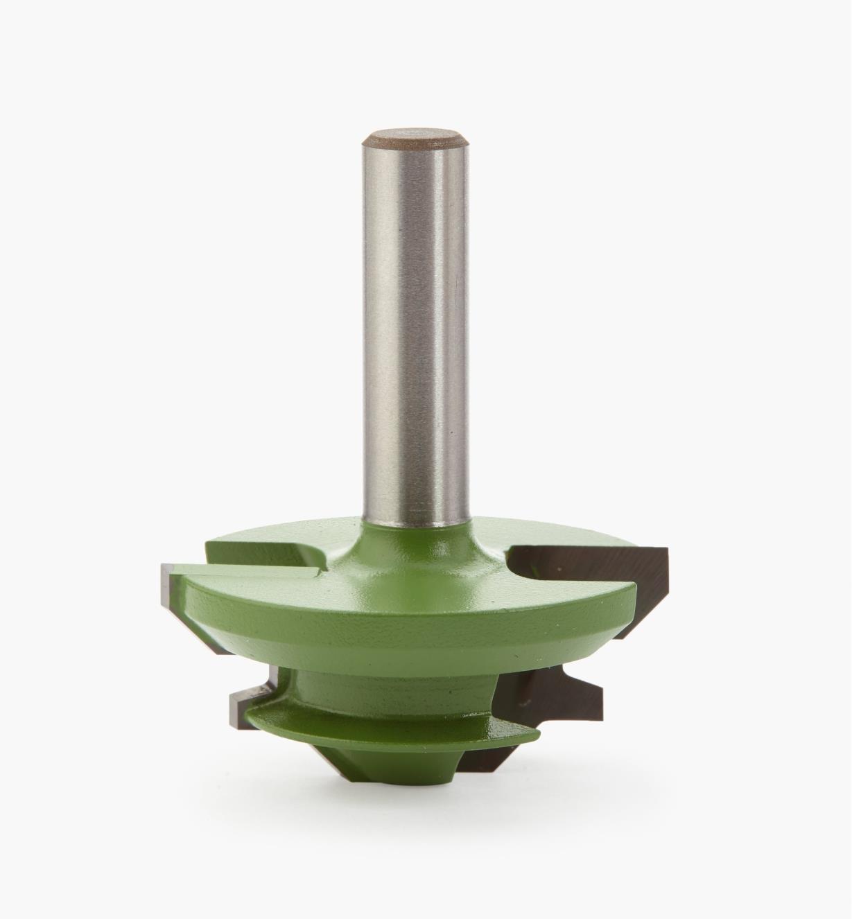 18J7508 - Mèche à onglet verrouillé, 11/2po x 1/2po x 8mm