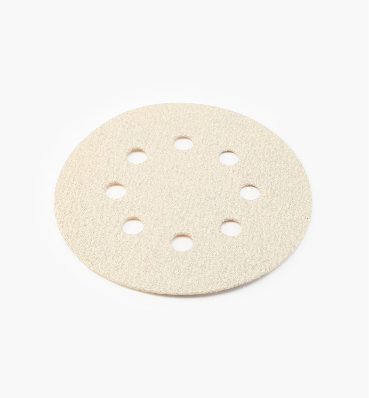 68Z9512 - Disque autoagrippant de 5po à 8perforations, grain120