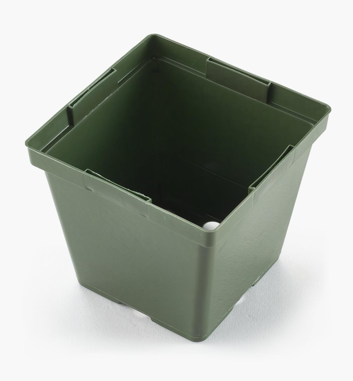 "BL291 - 4"" Square Pots, pkg. of 25"