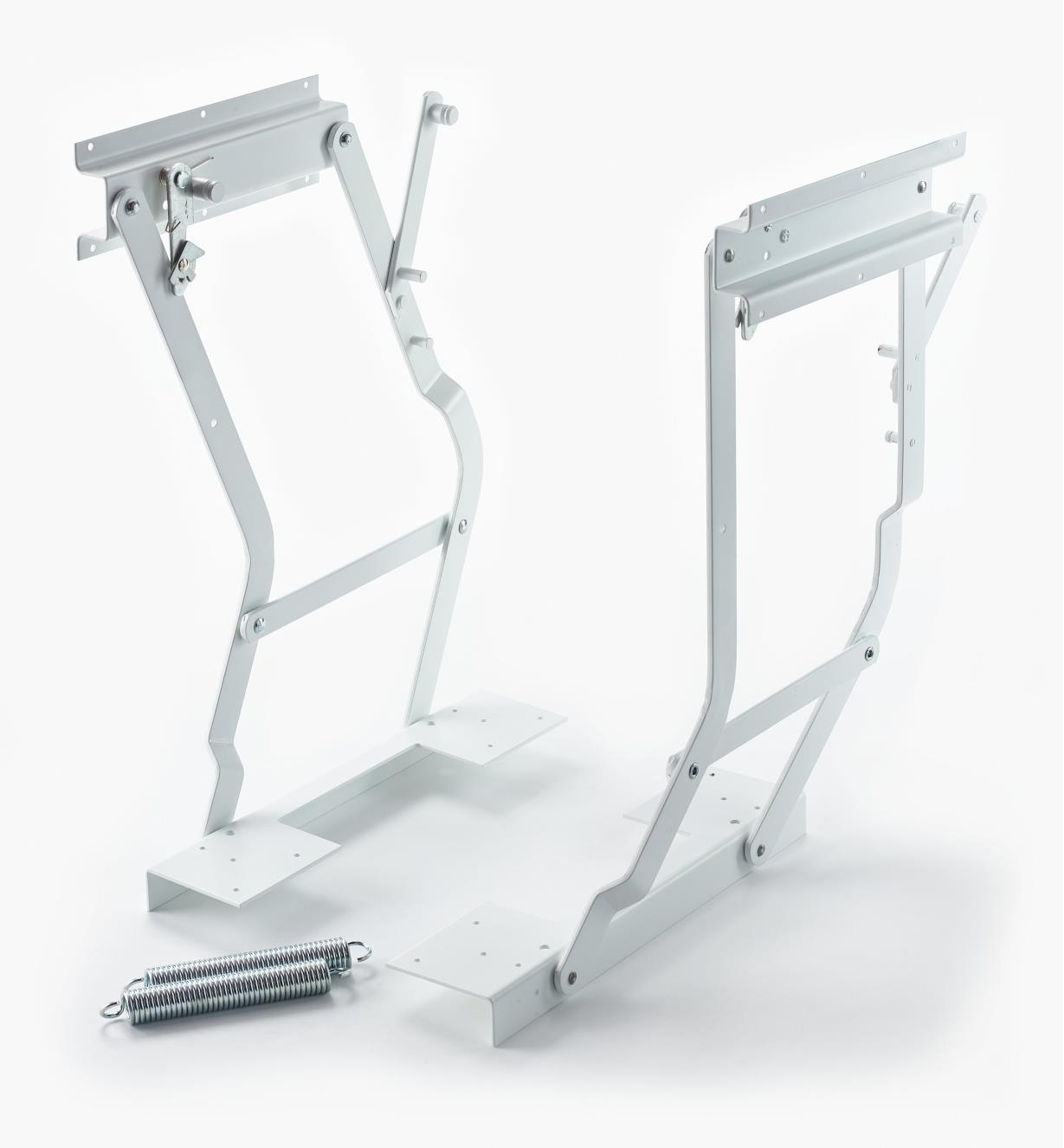12K2701 - Appliance Lifter Brackets