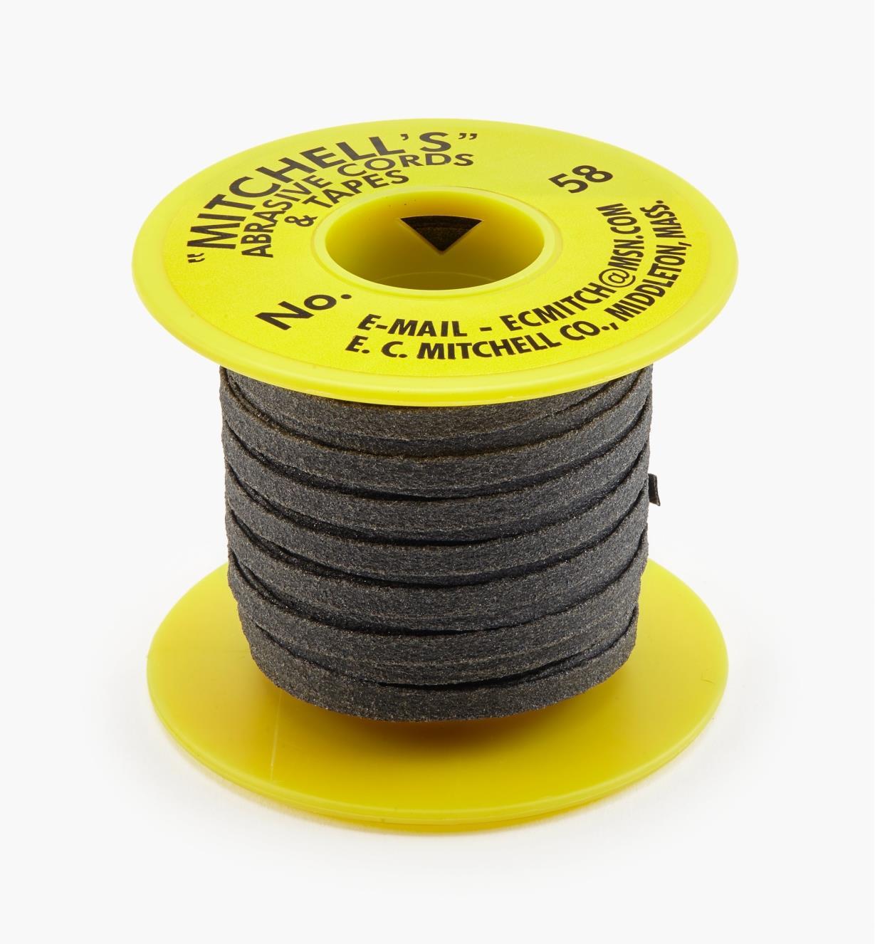 """47Z0158 - #58 Tape -  3/16"""", 150x"""