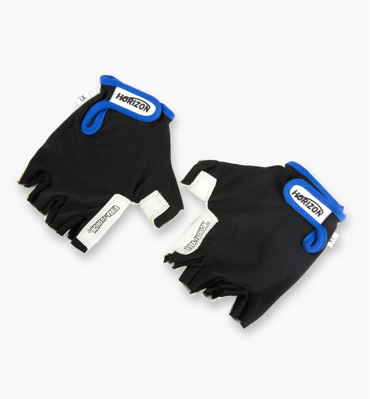 67K8626 - Pr. Anti-Vibration Gloves, X-Large