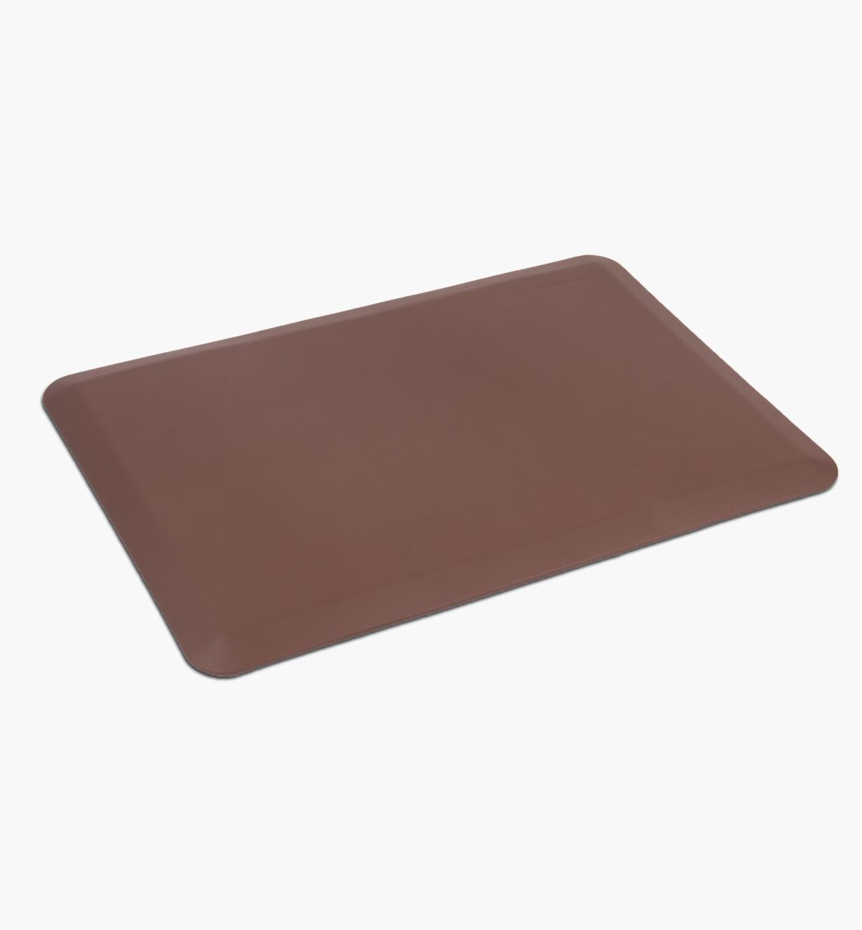 "HB162 - 24"" × 36"" Stationary Mat, Brown"