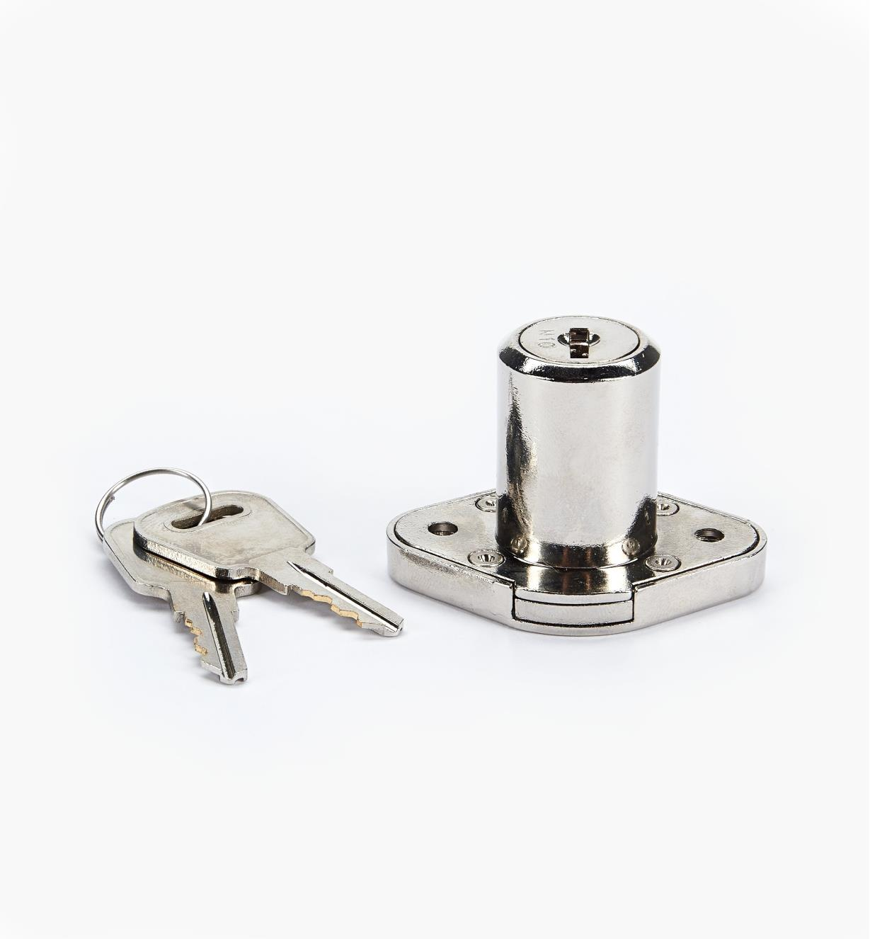 "00L1230 - 1 1/8"" Drawer Lock"