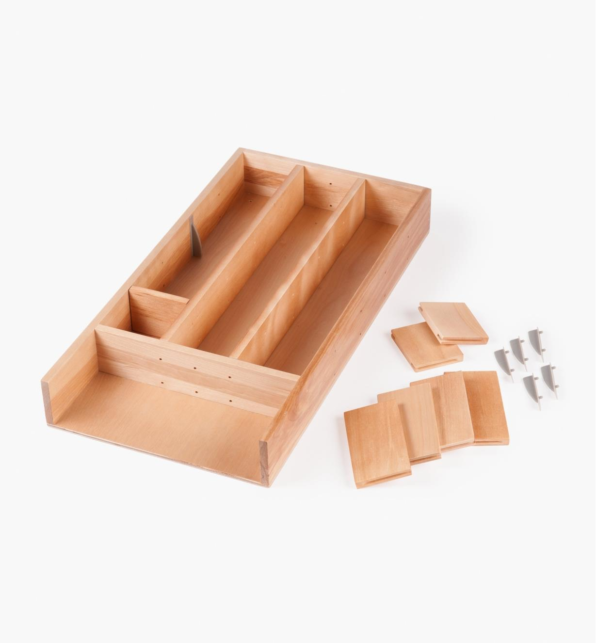 17K7550 - Small Adjustable Drawer Insert