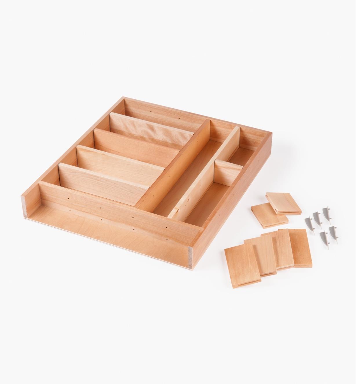 17K7553 - Large Adjustable Drawer Insert