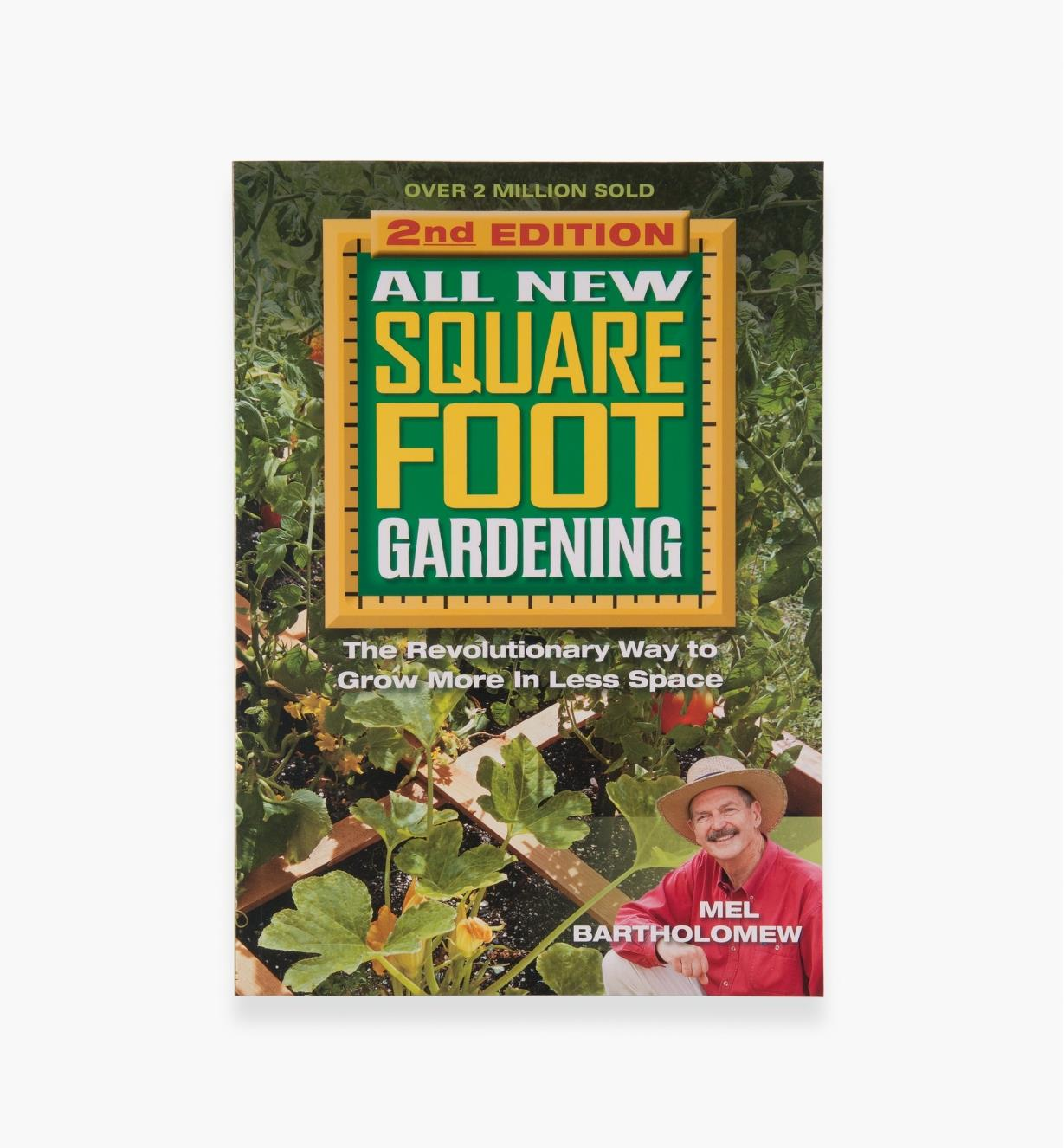 LA767 - All New Square Foot Gardening, 2nd Edition