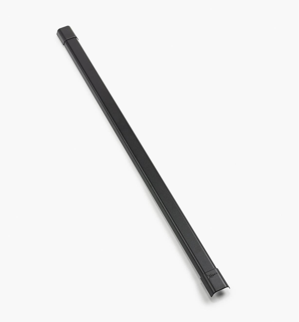 "00K6781 - 1 3/4"" x 35"" Aluminum Cable Cover, Black"