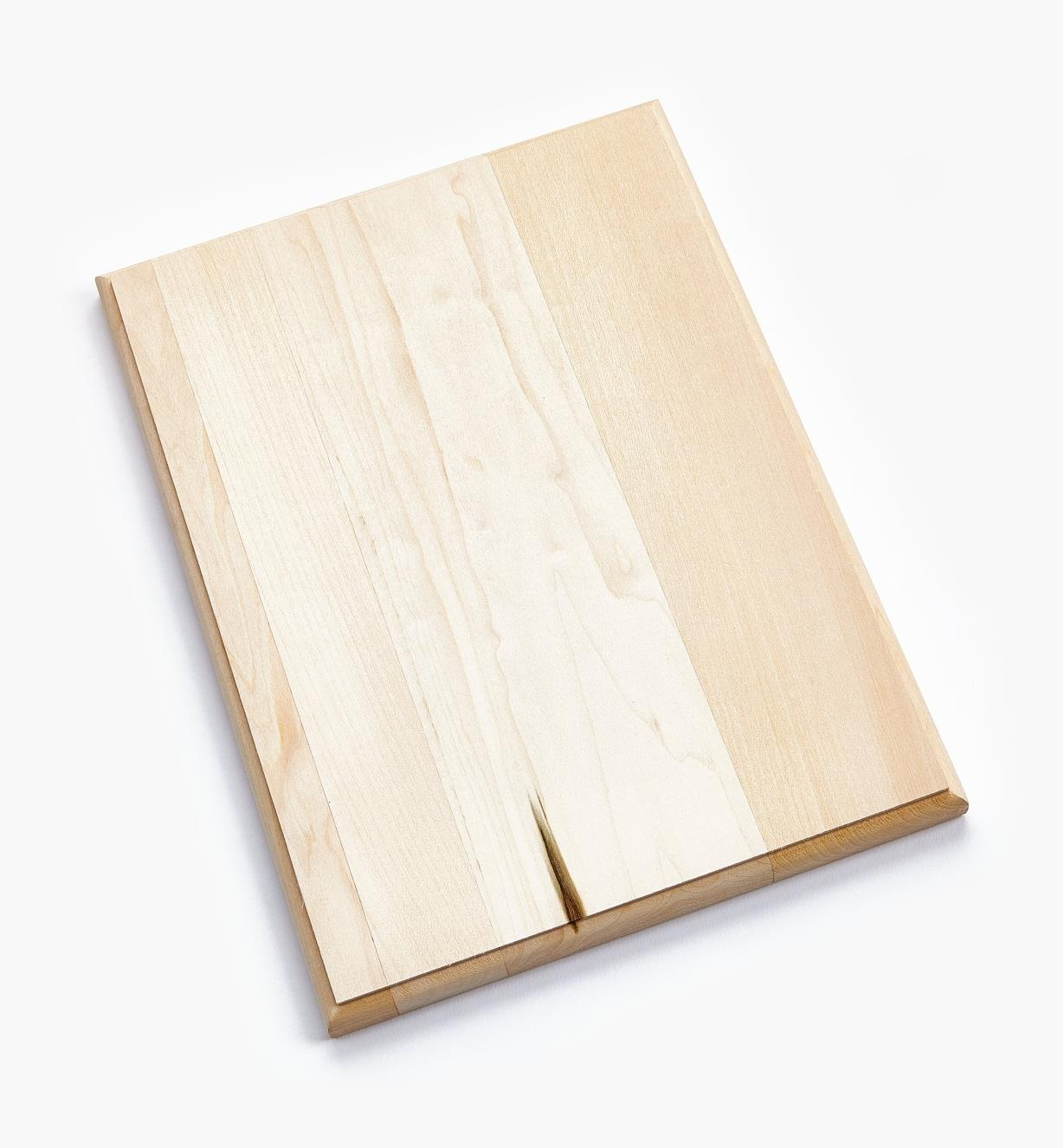 "38N1232 - 9"" x 12"" Rect. Profiled-Edge Basswood Plaque, ea."