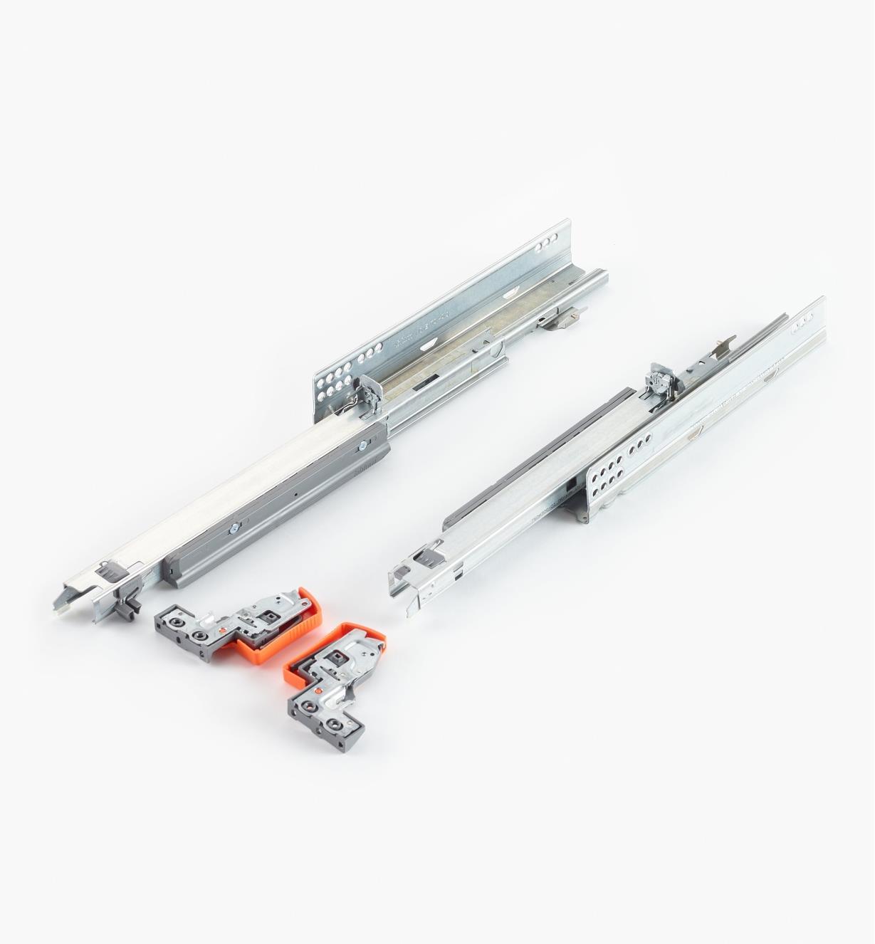 02K5430 - Coulisses Movento Blum de 300 mm (12 po), la paire