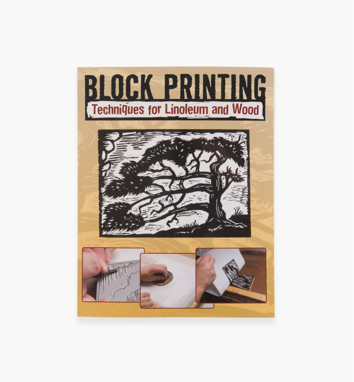 26L0109 - Block Printing Techniques for Linoleum and Wood