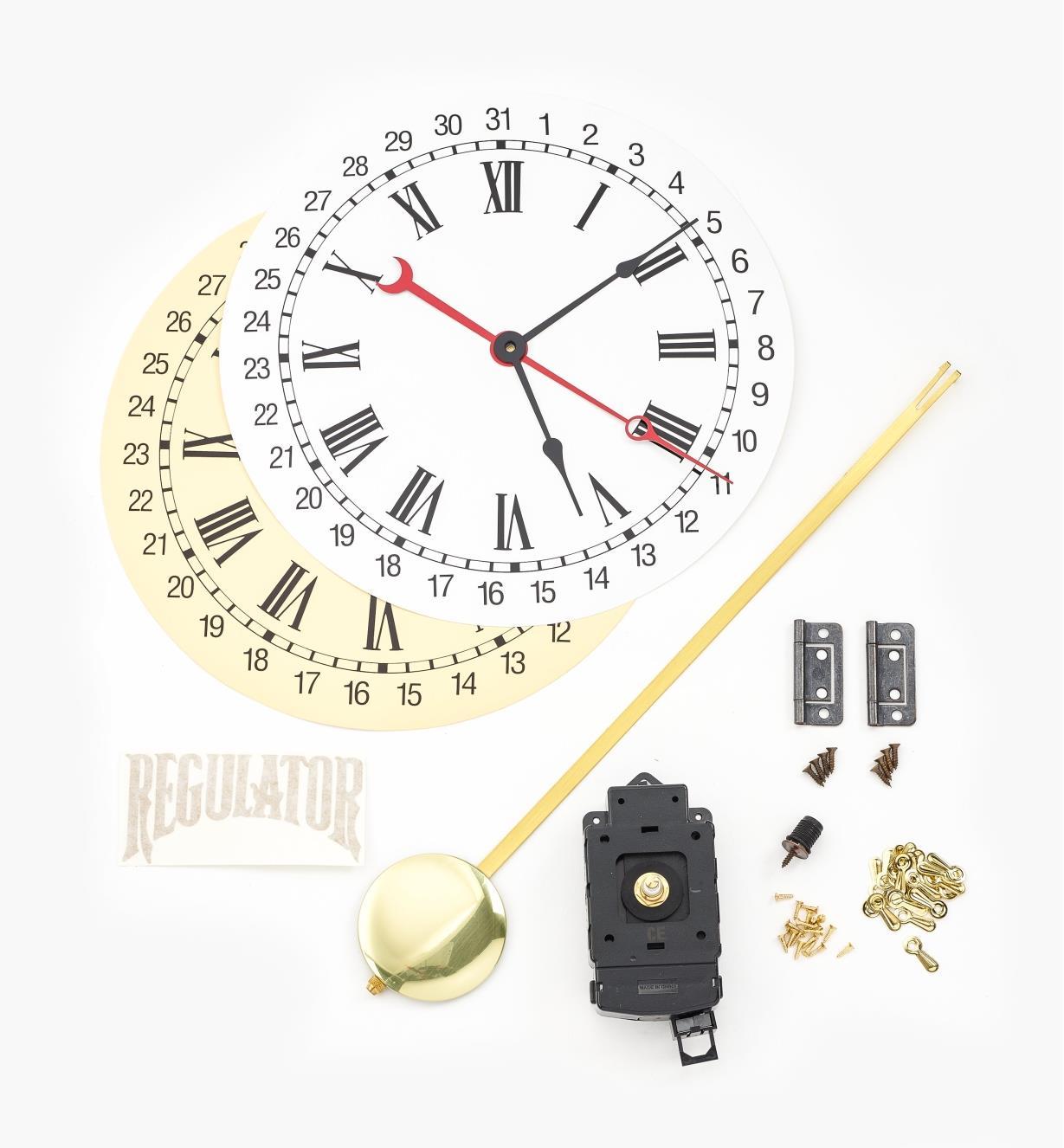 46K3403 - Calendar Clock Kit