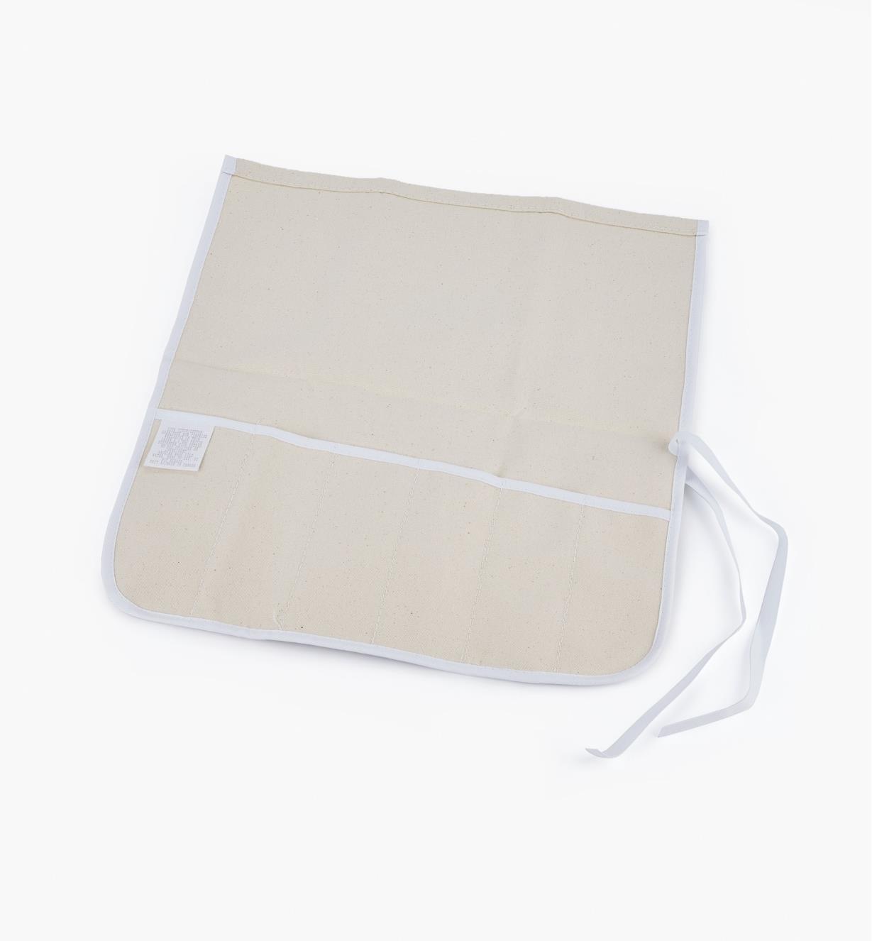 6-Pocket Canvas Roll