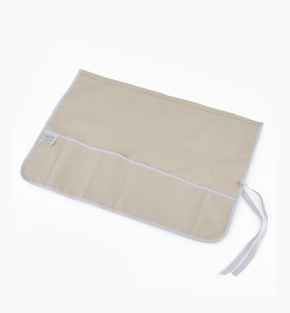 9-Pocket Canvas Roll