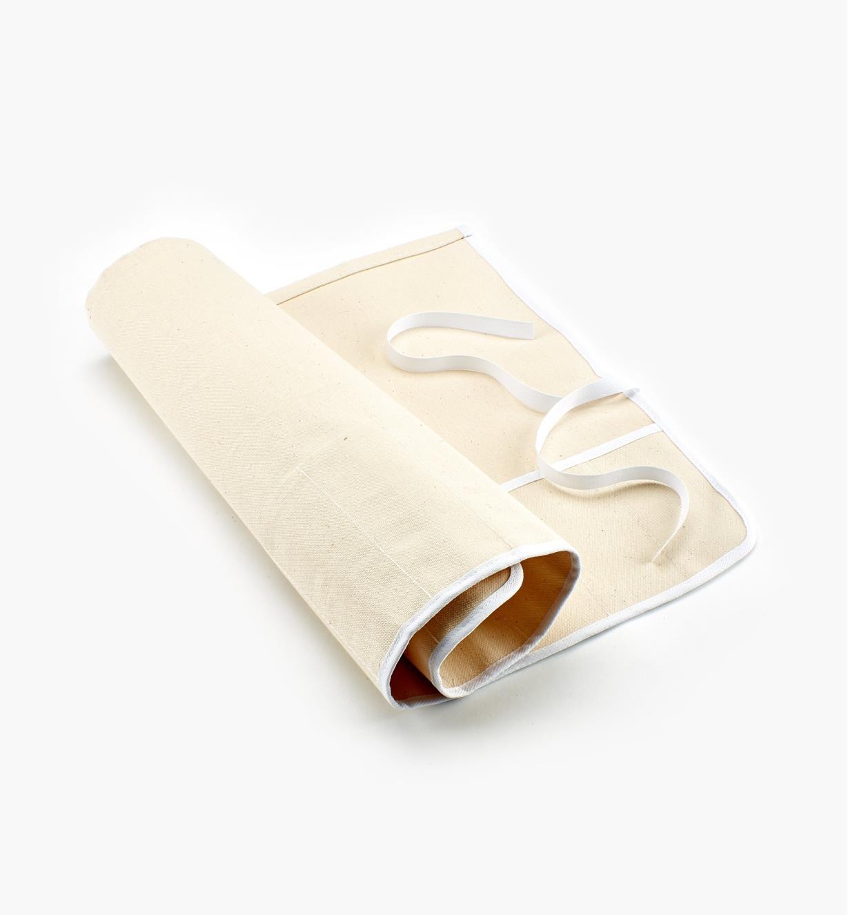 12-Pocket Canvas Roll