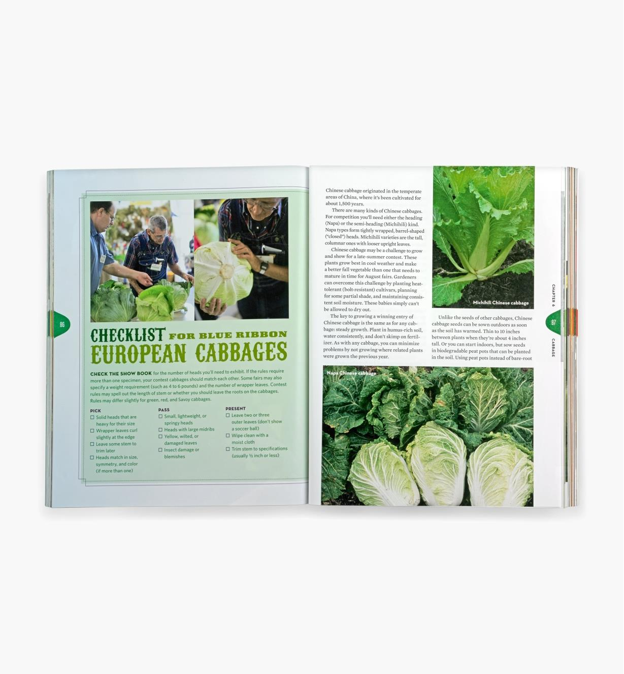 LA965 - Blue Ribbon Vegetable Gardening
