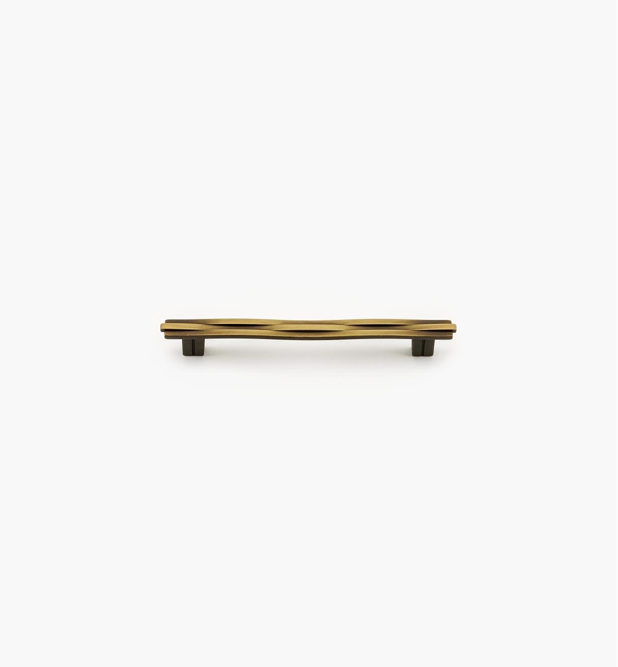 00W1750 - Adria Antique Brass 160mm Handle