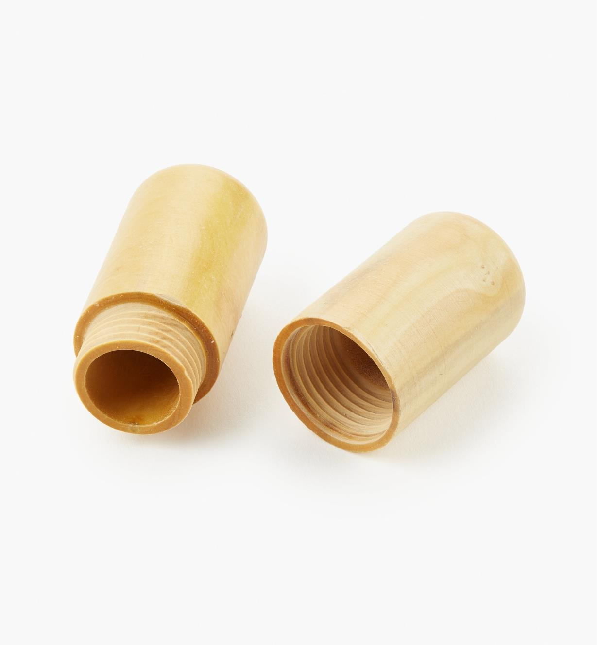 "45K2703 - 1"" x 3 3/8"" Boxwood Tube, each"
