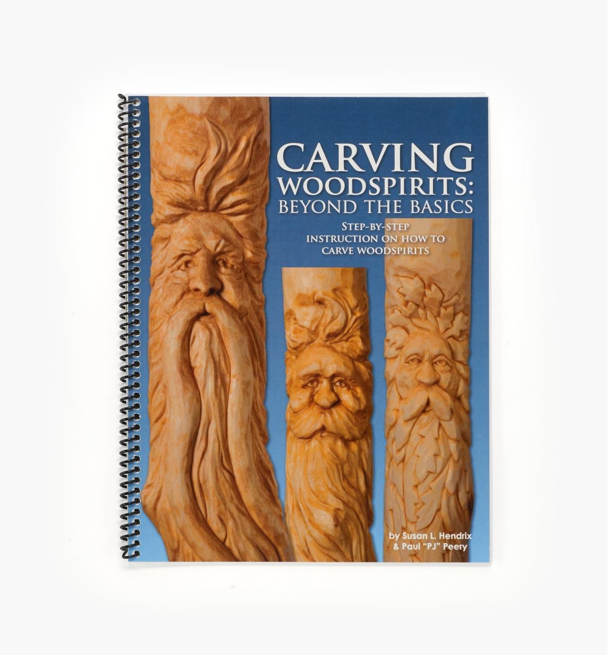 45L0157 - Carving Woodspirits – Beyond the Basics