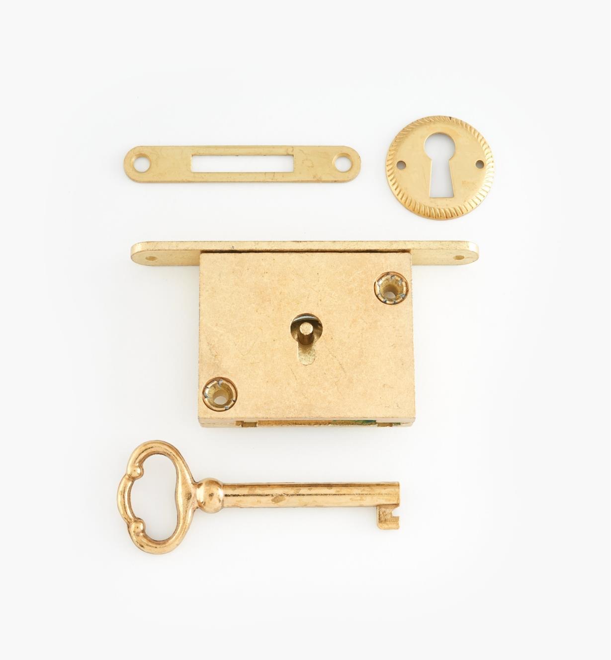 12K0401 - Chest Lock