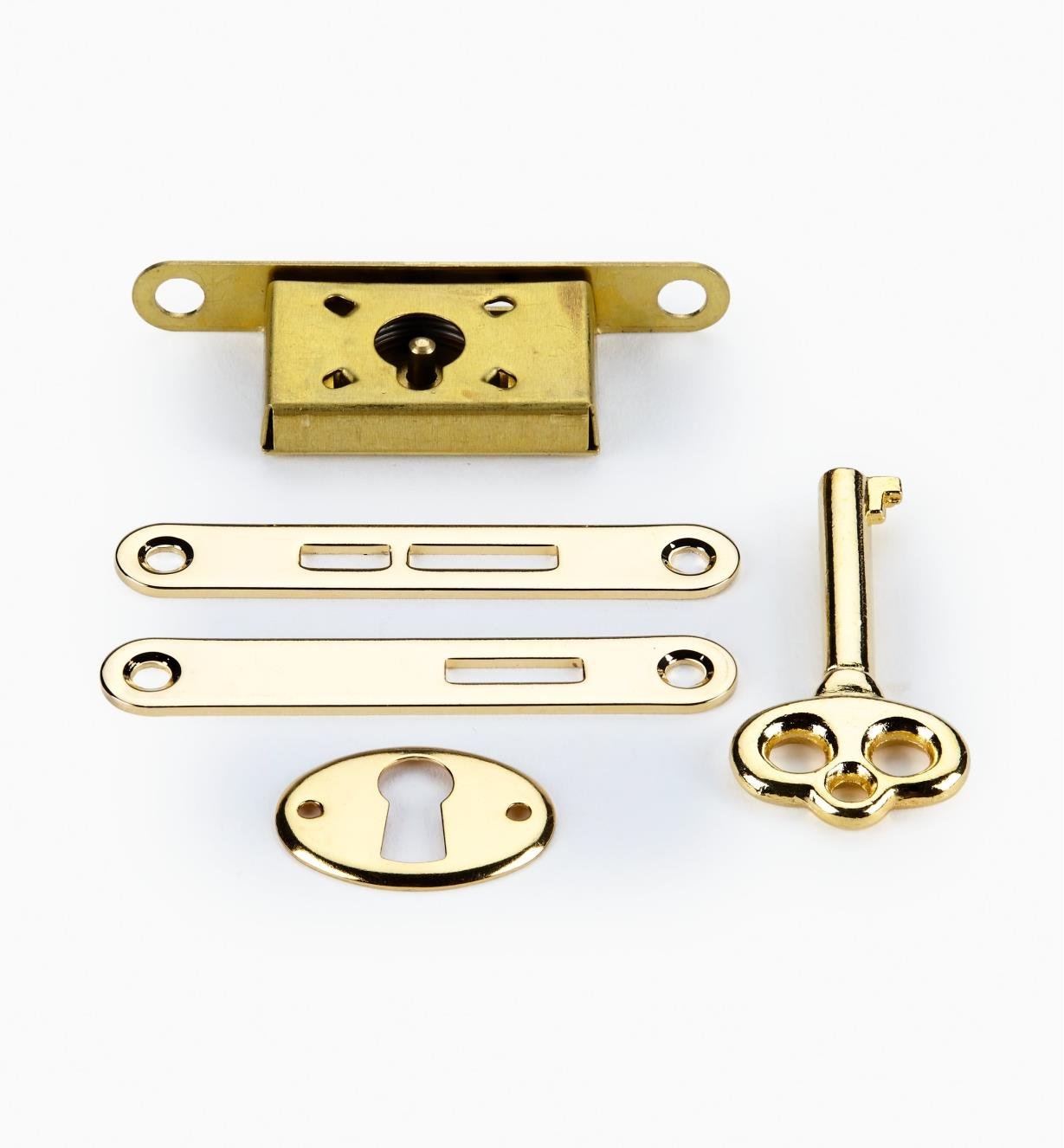 00L1401 - Cigar Box Lock