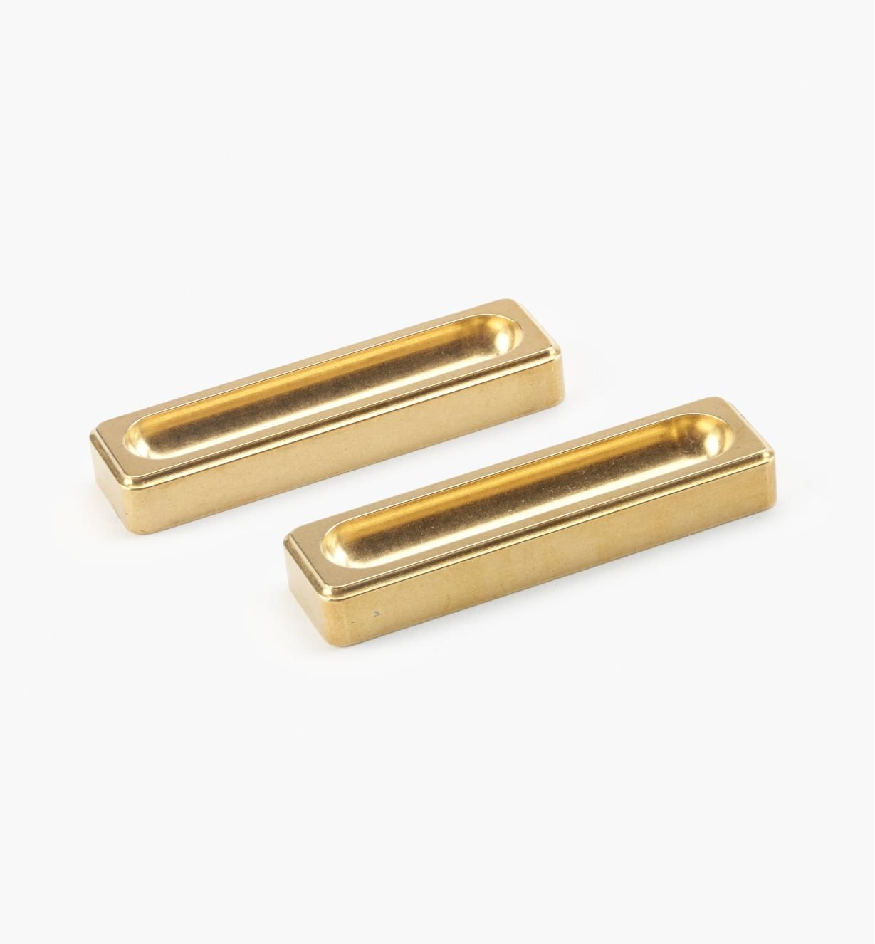 01B0801 - Jewellery Box Handles, pr.