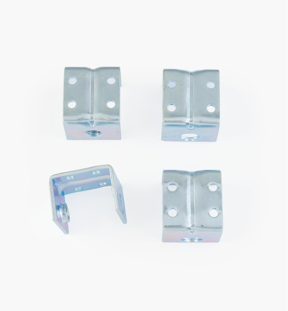 01S0405 - Panel Brackets, pkg. of 4
