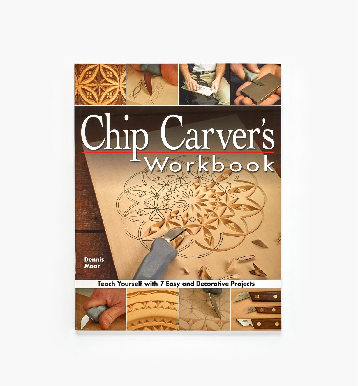 49L5029 - Chip Carver's Workbook