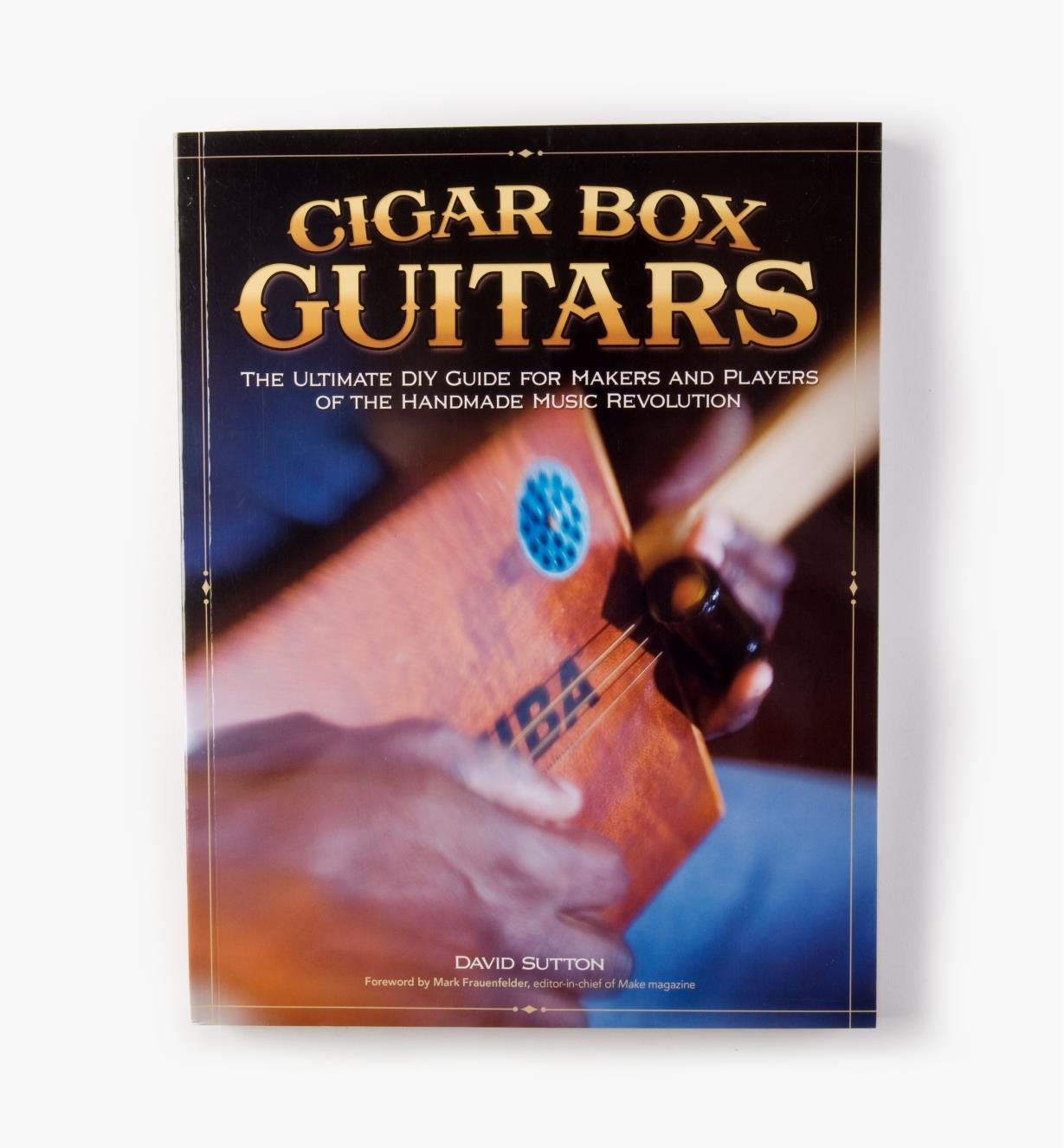49L5084 - Cigar Box Guitars
