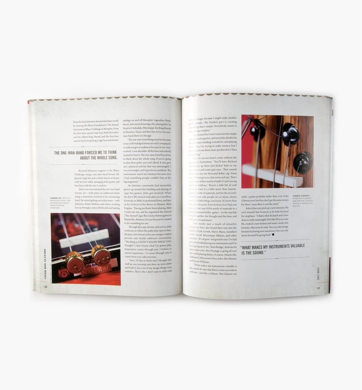49L5084 - Cigar Box Guitars